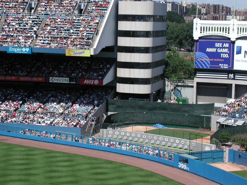 Old Major League Baseball Stadiums 64
